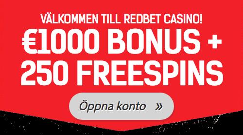 Svenska casino bonus