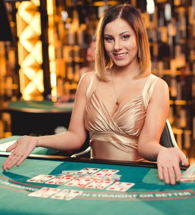 Live casinopoker